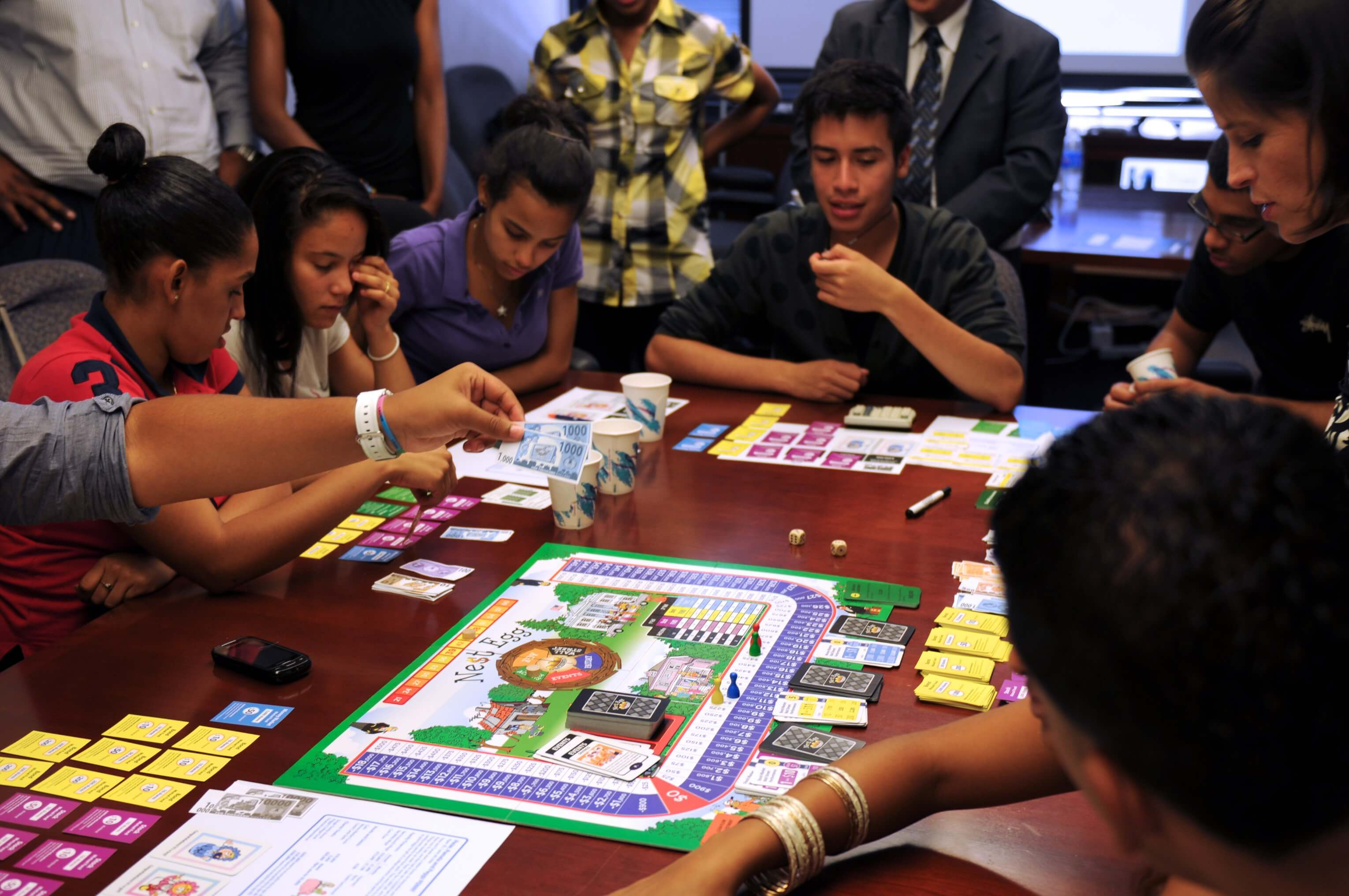 playing monopoly essay The essay argues that analysis of playable artifacts as 'games' is reductive and  can be  while monopoly needs its players to internalize the rules in order to to .