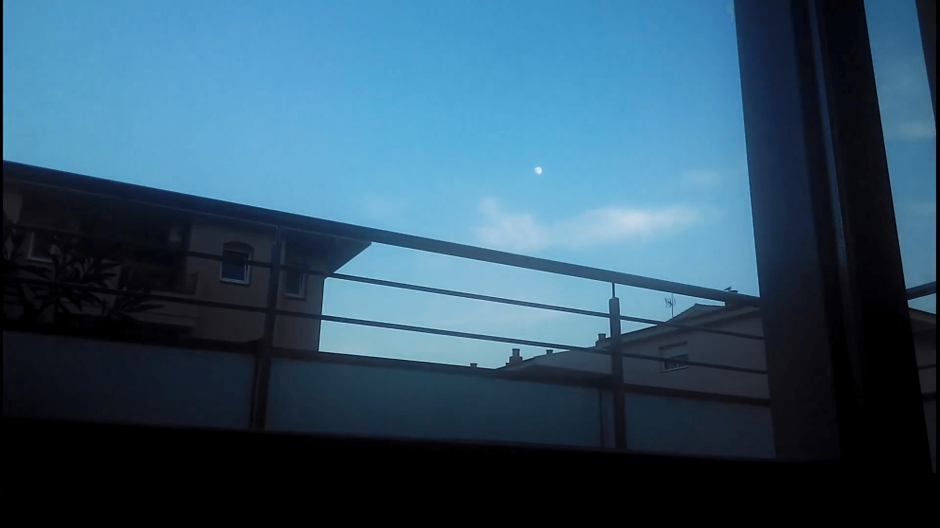 The Moon from my balcony