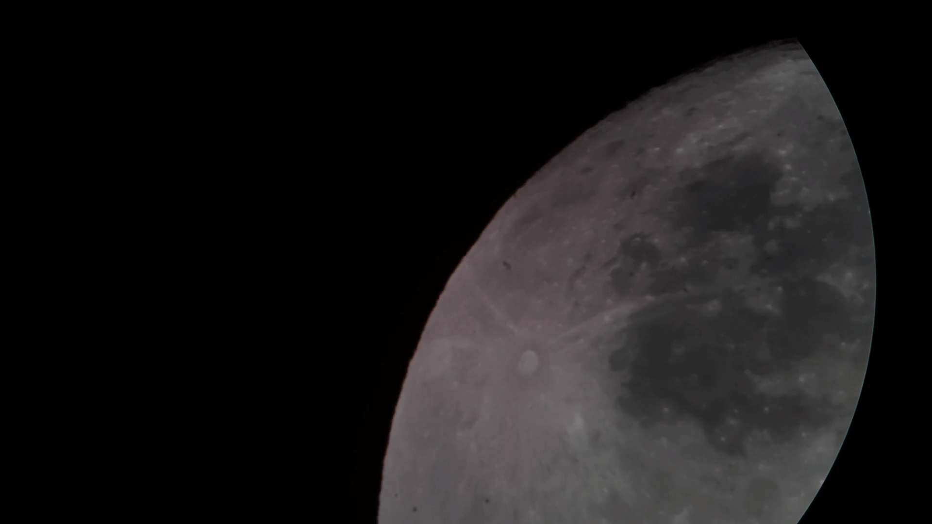 The super super Moon and the space worms - 13.11.2016